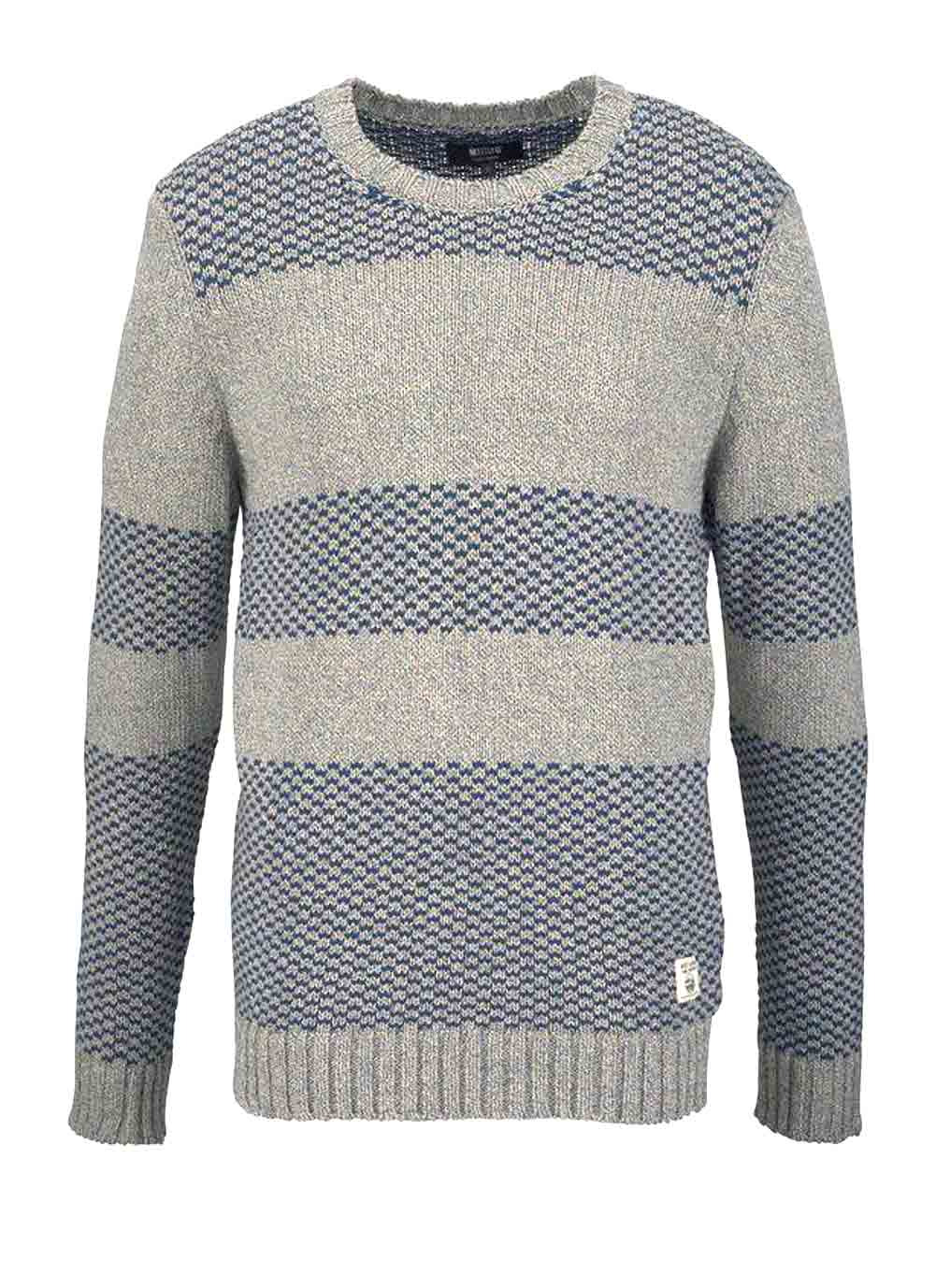 814fd8a87f1 Pánský svetr MUSTANG
