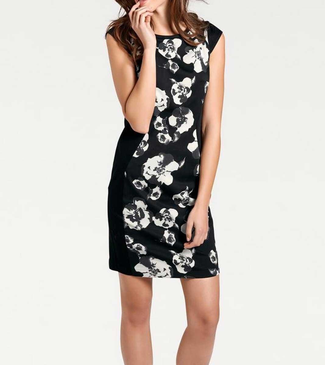 8fcb1510ee10 Zeštíhlující pouzdrové šaty